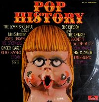 Cover  - Pop History [1971]